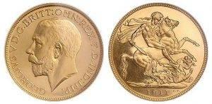 British Sovereigns