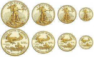 Buy USA Gold Eagle Coins