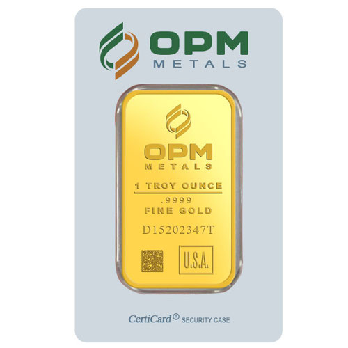 1 Ounce Gold Ohio Precious Metals