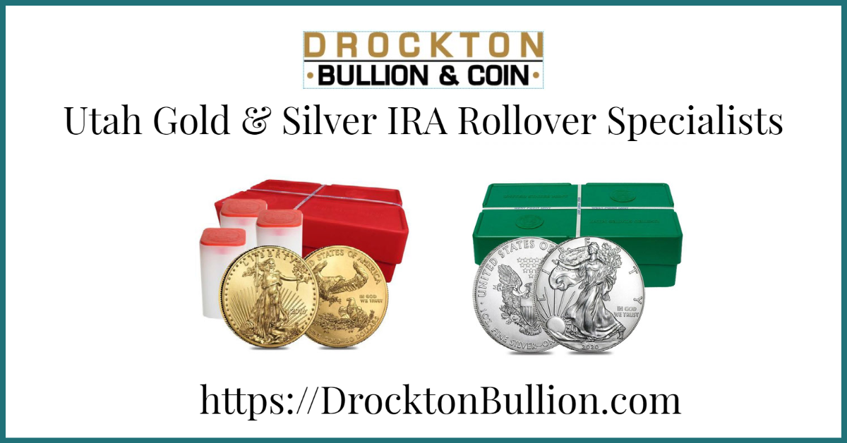 Utah Gold and Silver IRA Rollover Specialist